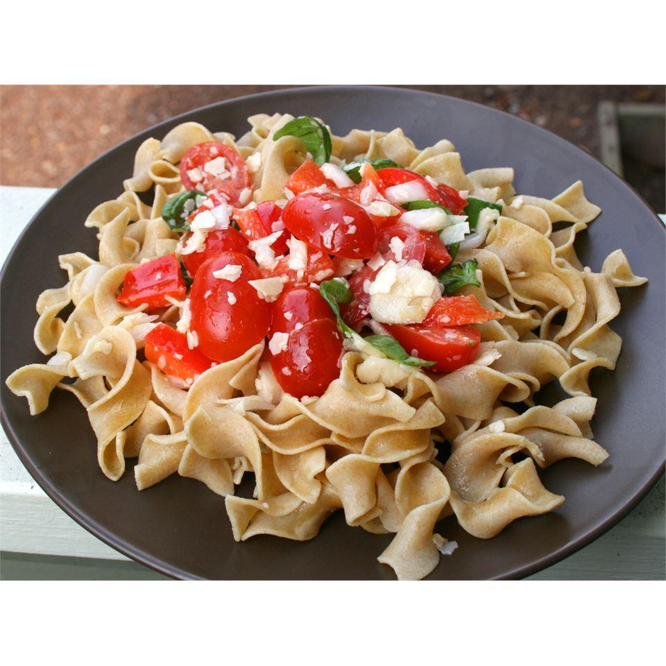 Italian Pasta Veggie Salad Naomi Gutierrez