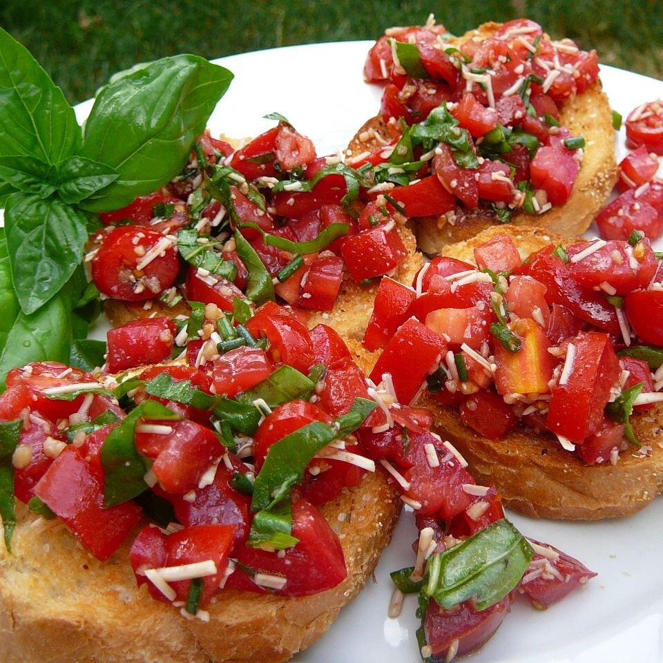 balsamic bruschetta recipe