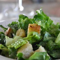 Caesar Salad I Susan Fain Joiner
