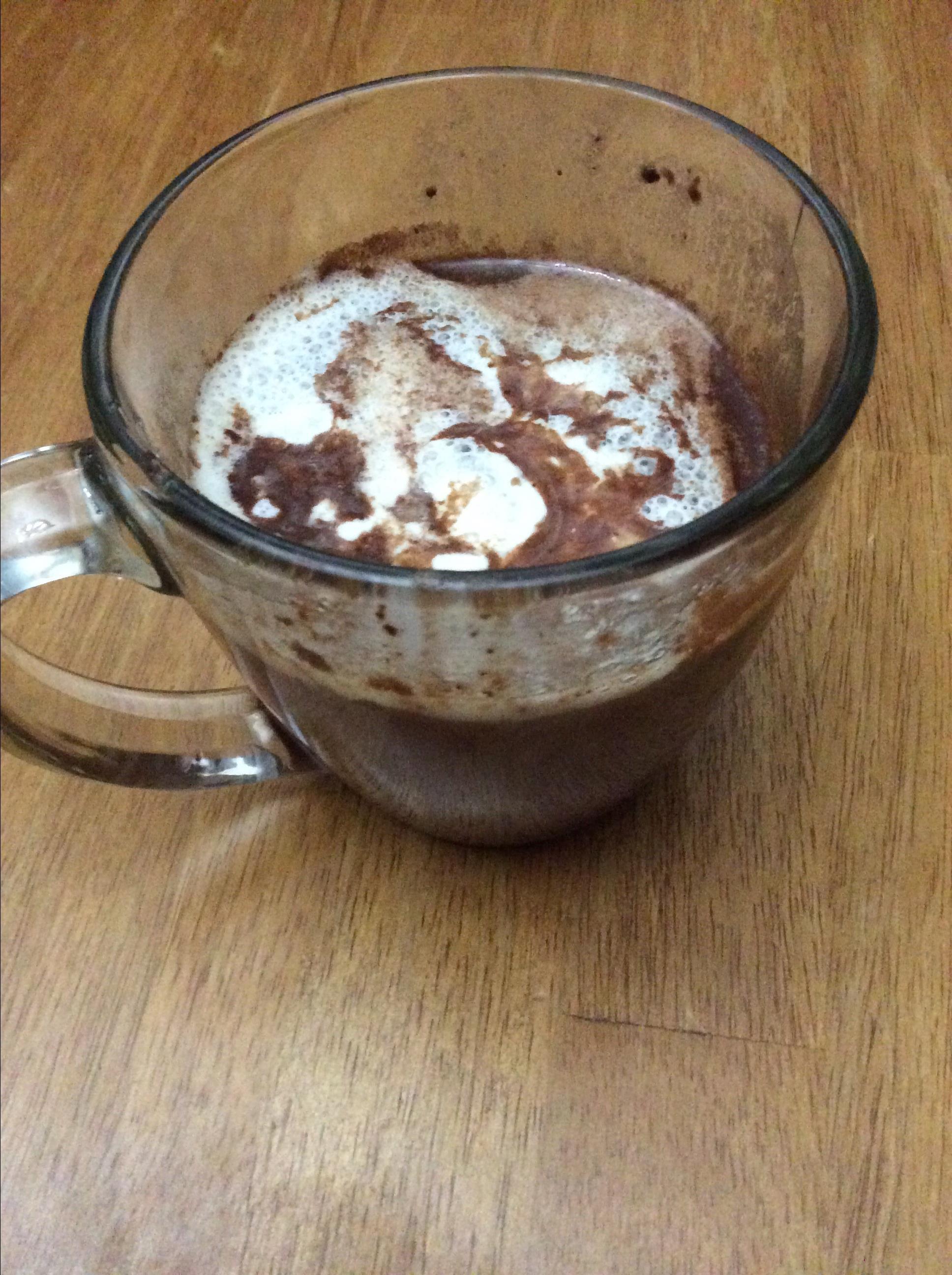Dark Chocolate Hot Cocoa Diane Cullum