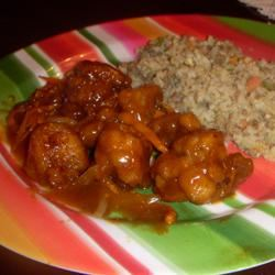 Honey Chile Chicken Terry Goff Tripp