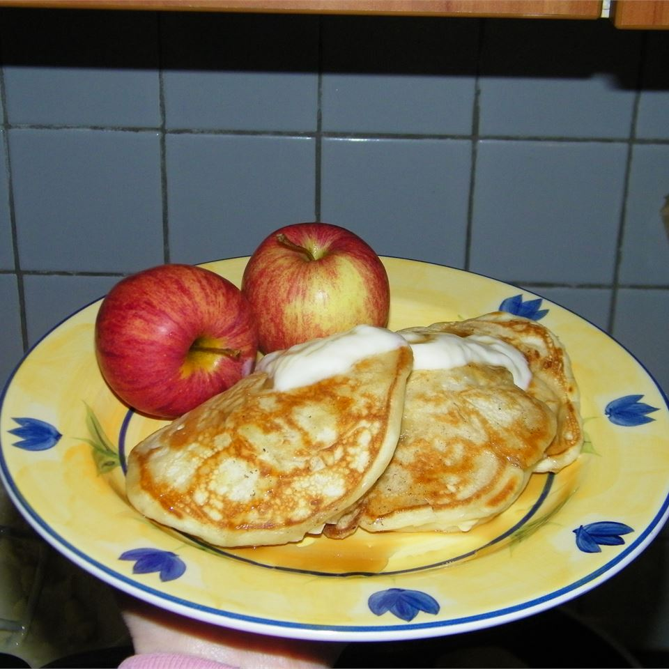 Apple Yogurt Pancakes Seattle2Sydney