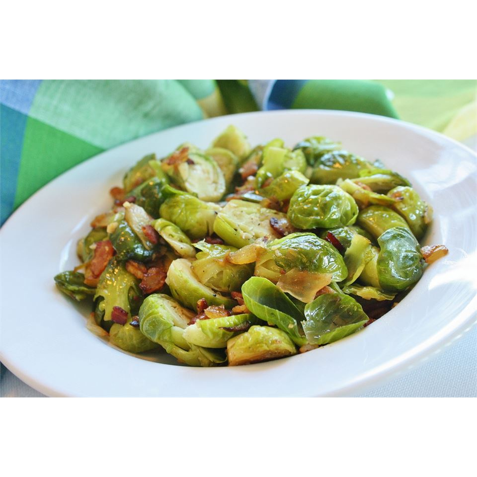 Brussels Sprouts ala Angela