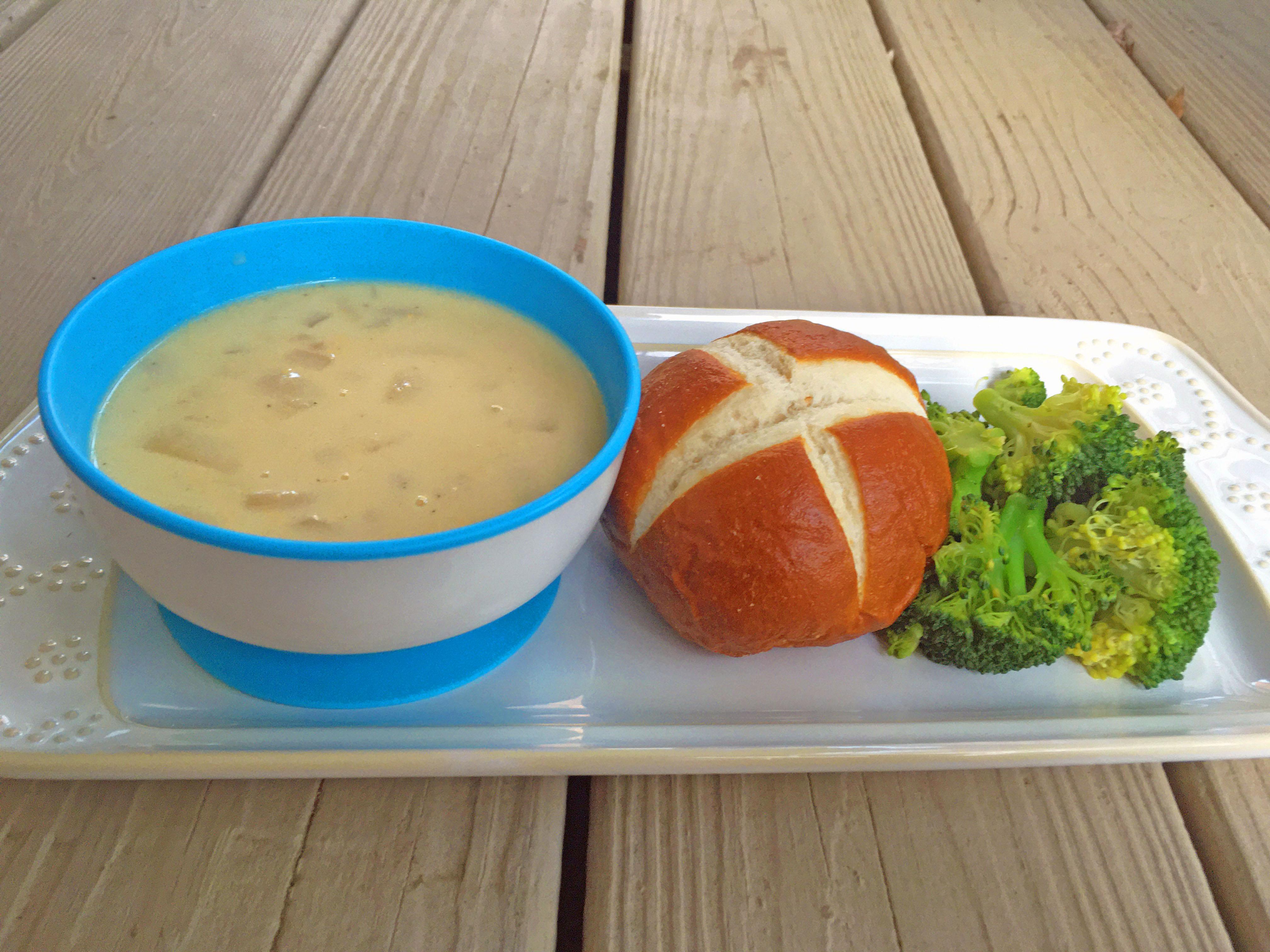 Beer Cheese Soup II