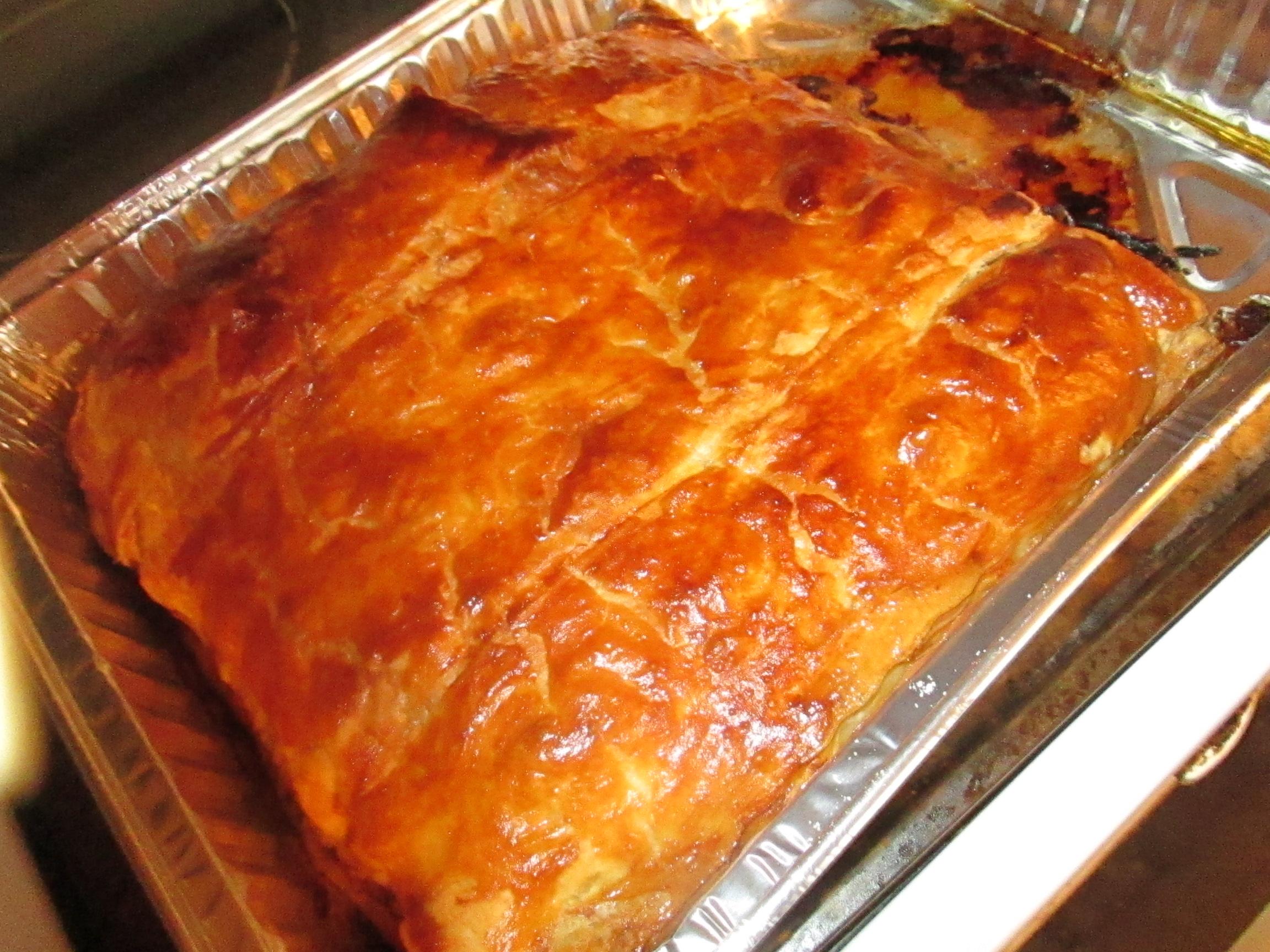 Beef Pot Pie I RedJim
