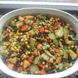 Satisfying Broccoli-Apple Salad