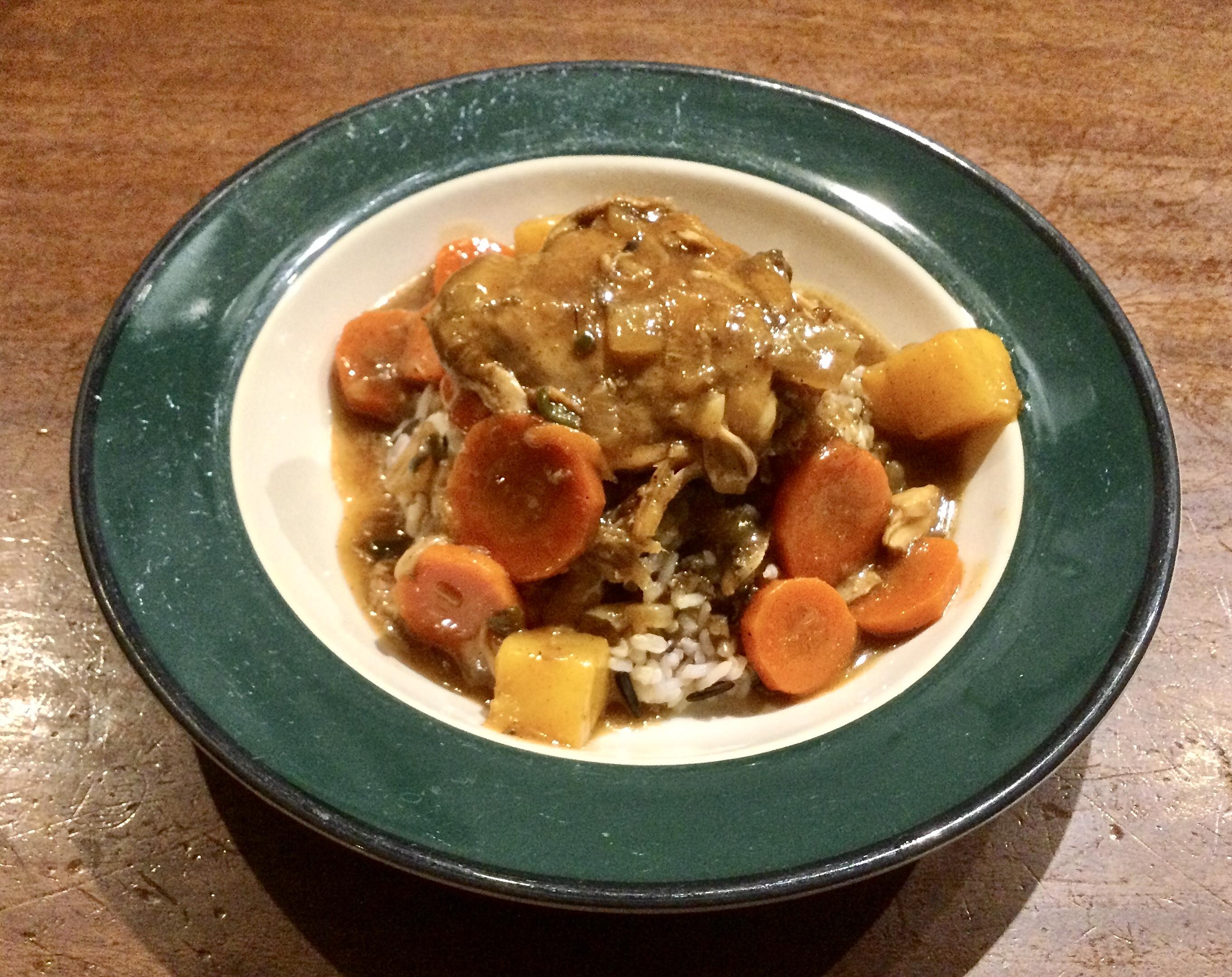 Jamaican Brown Stew Chicken Foody
