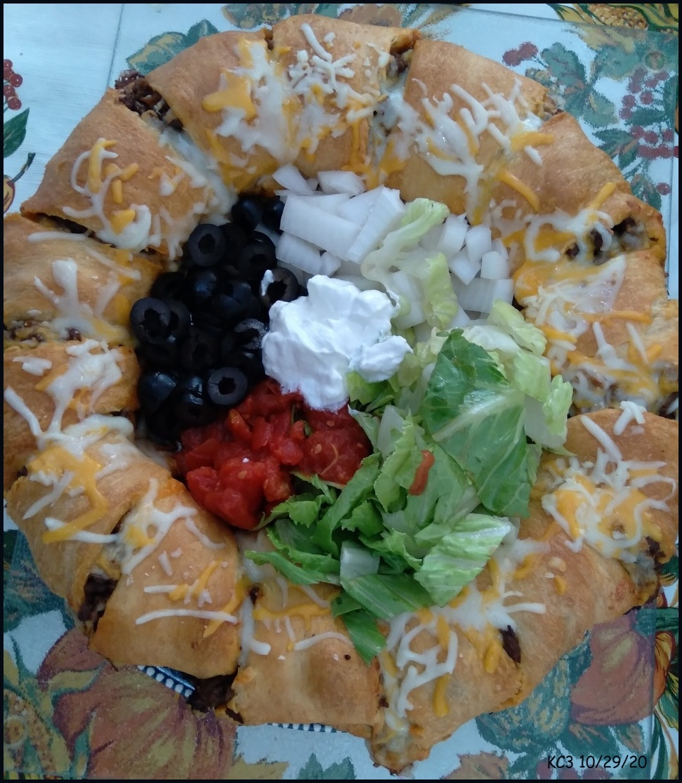 Mexican Taco Ring