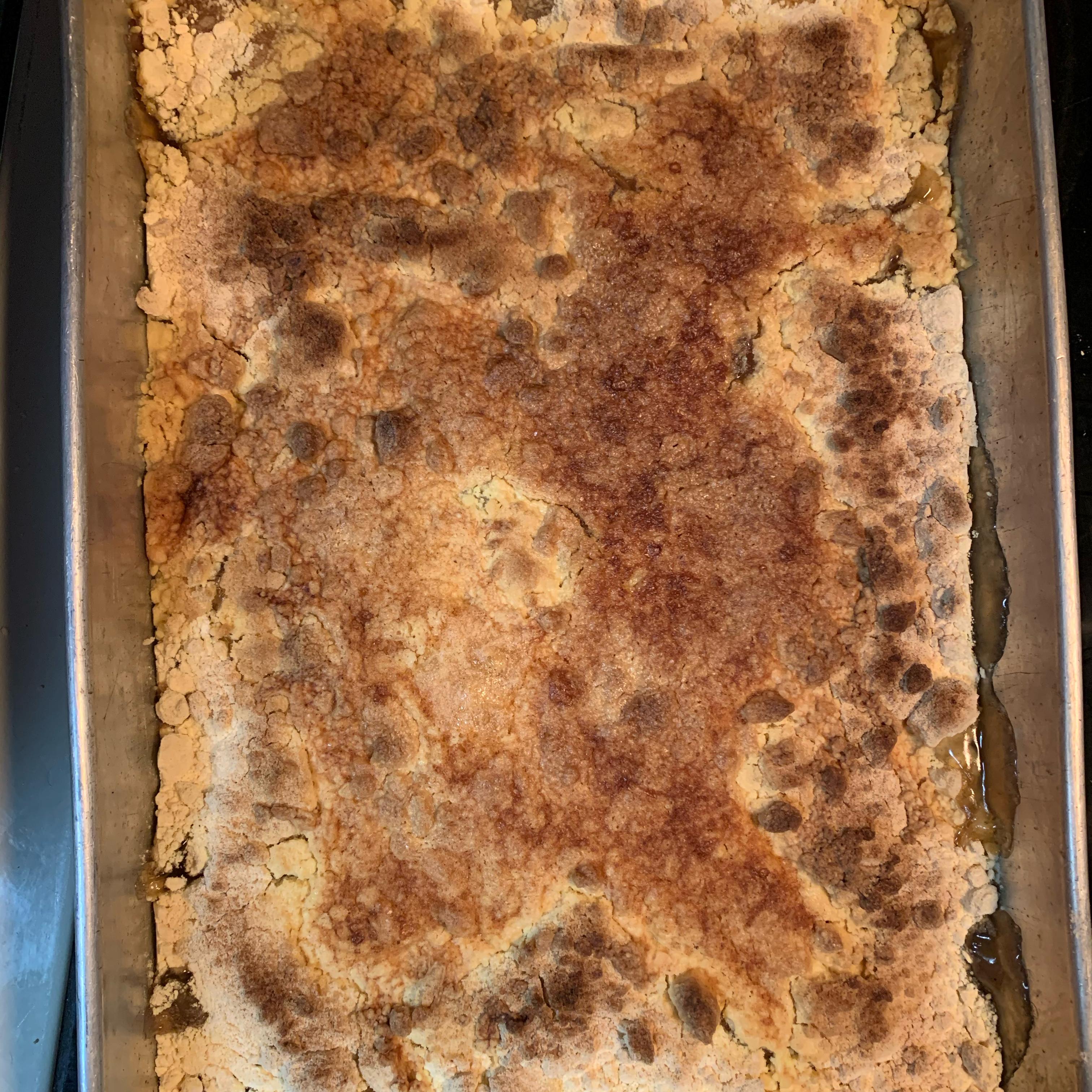 Apple Pie Cake-Mix Cake Patti