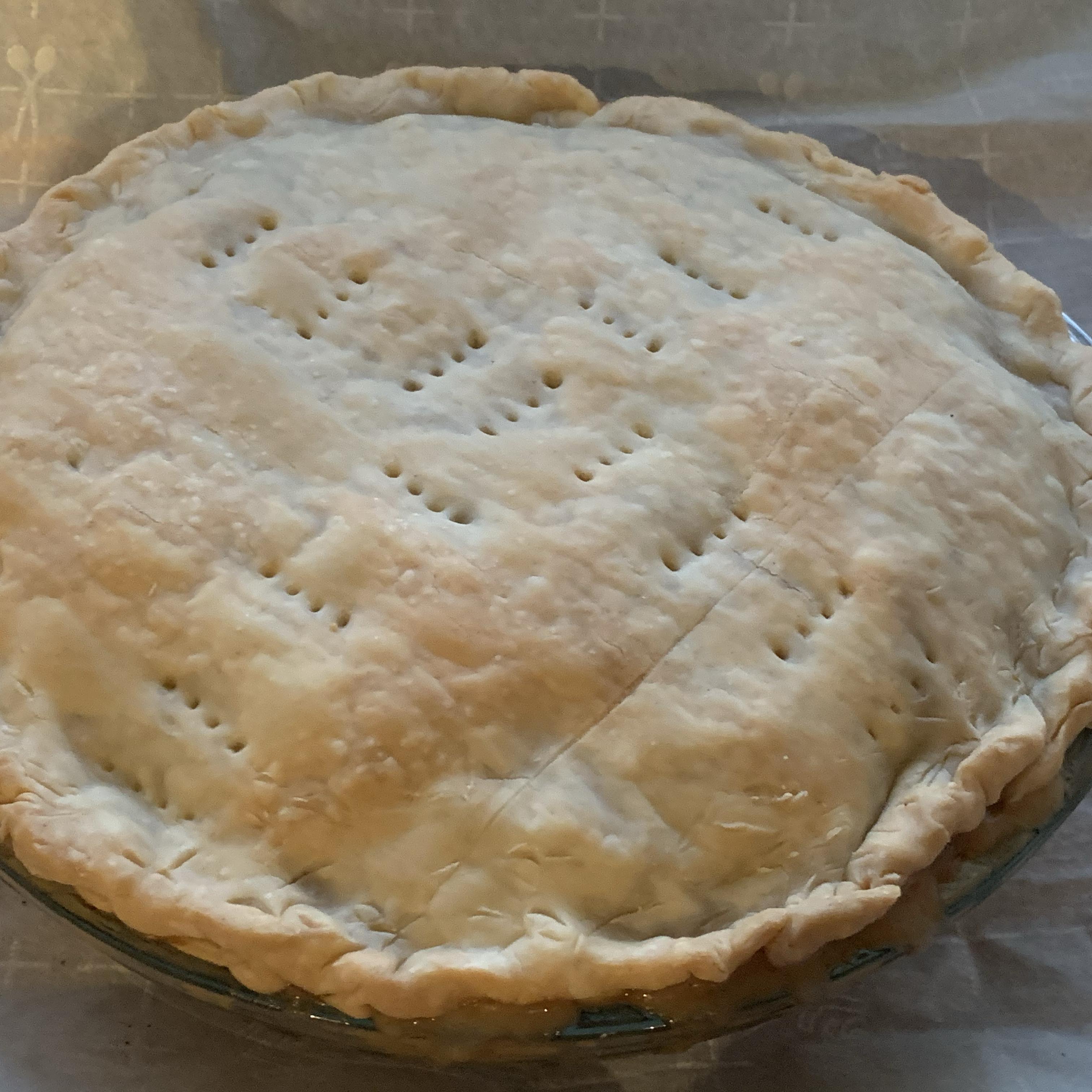 Tasty Meat Pie conniejeancameron
