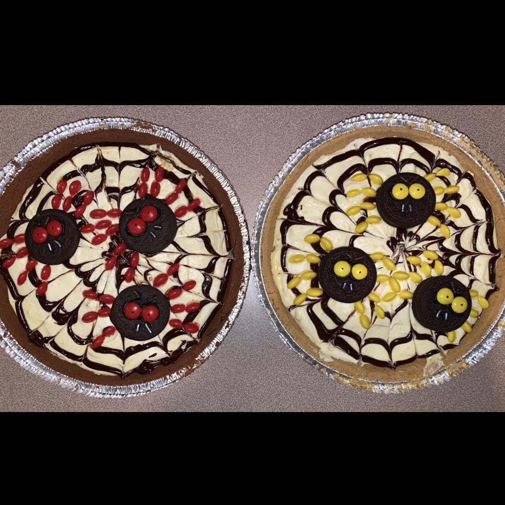 OREO Spider Web Cookie Pizza supermomalldaylong