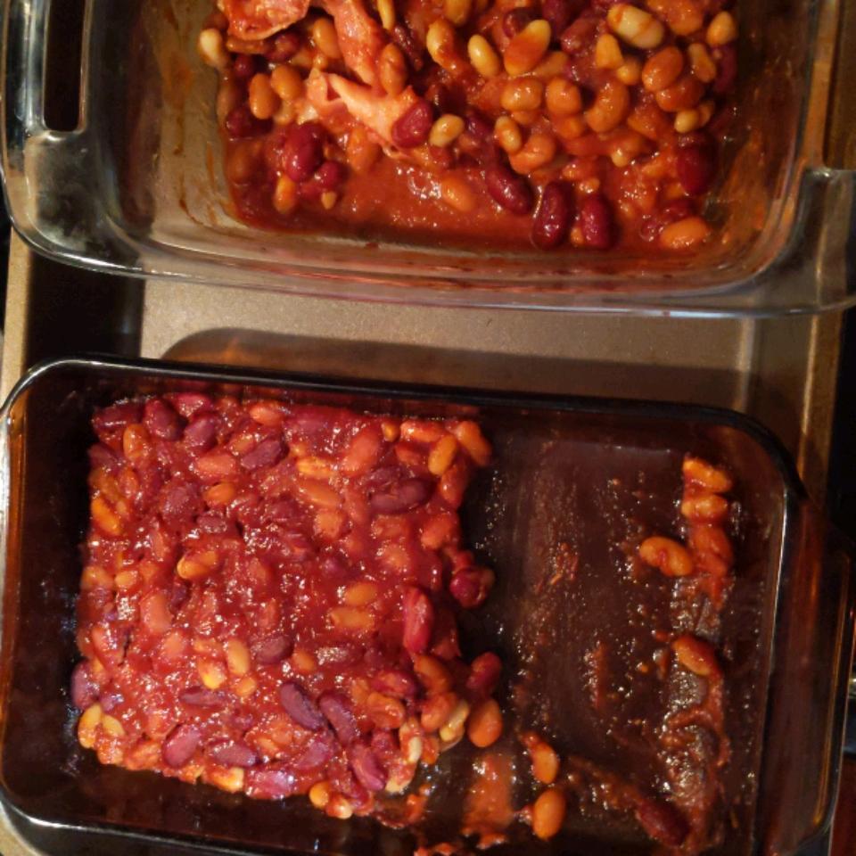 Bar-B-Q Baked Beans Victor