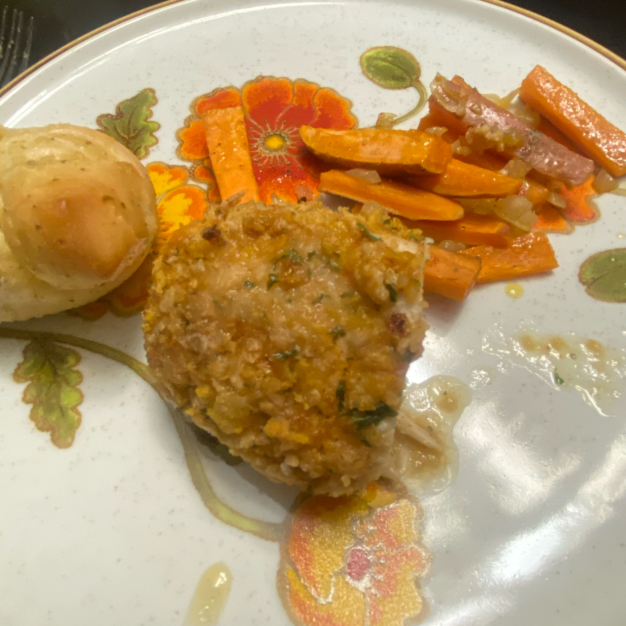 Delicious Baked Chicken Kiev Tracy DeGraaf