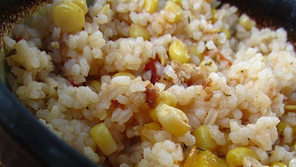 Corn and Rice