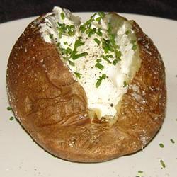Perfect Baked Potato Anonymous