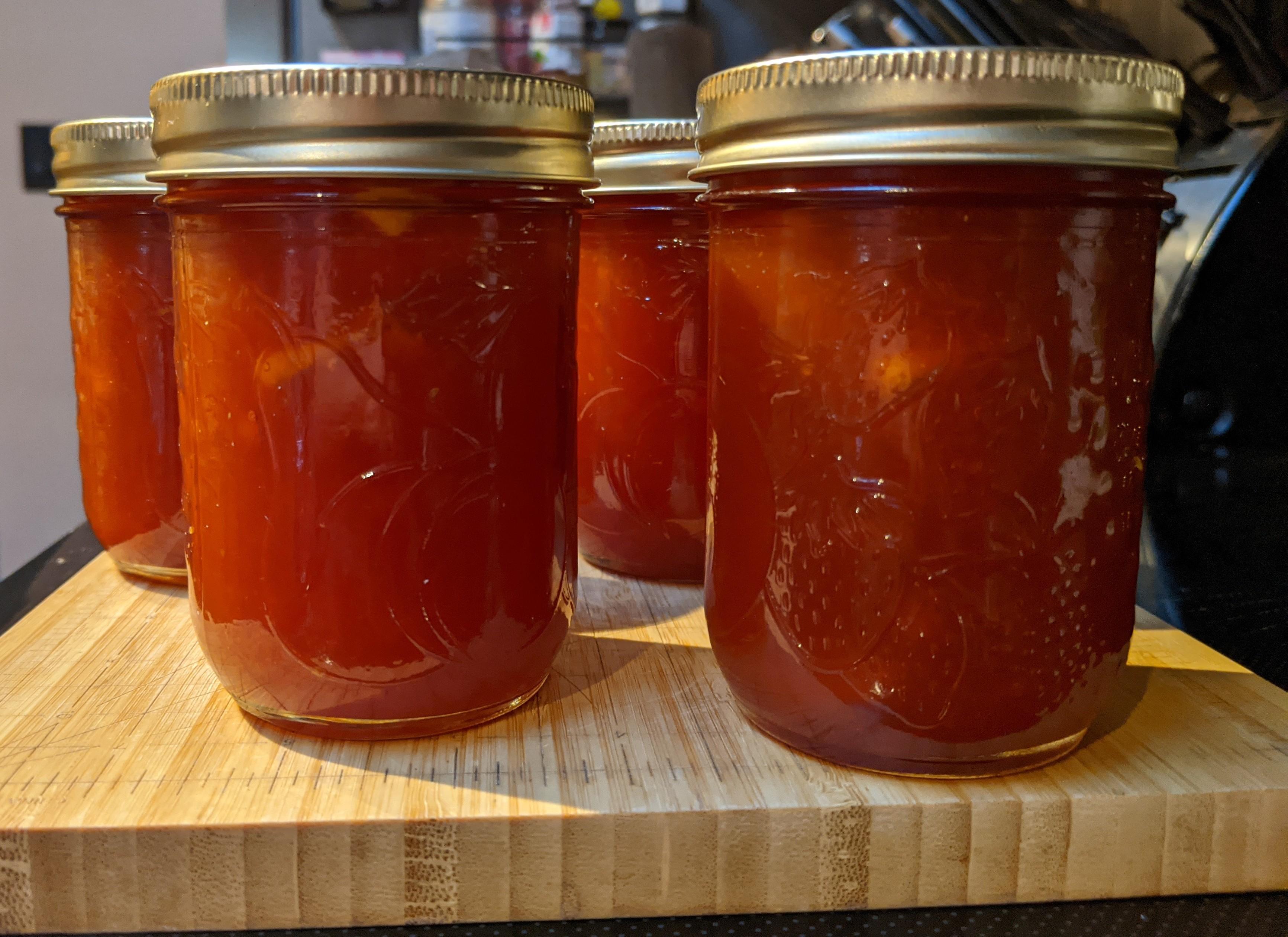 Fresh Papaya Jam
