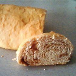 Kalacs (Hungarian Cinnamon Swirl Bread)