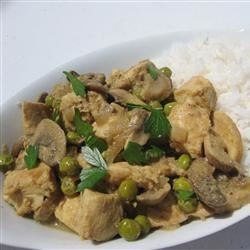 Keon's Slow Cooker Curry Chicken LYNNINMA
