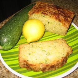 Ellen's Lemon Zucchini Bread