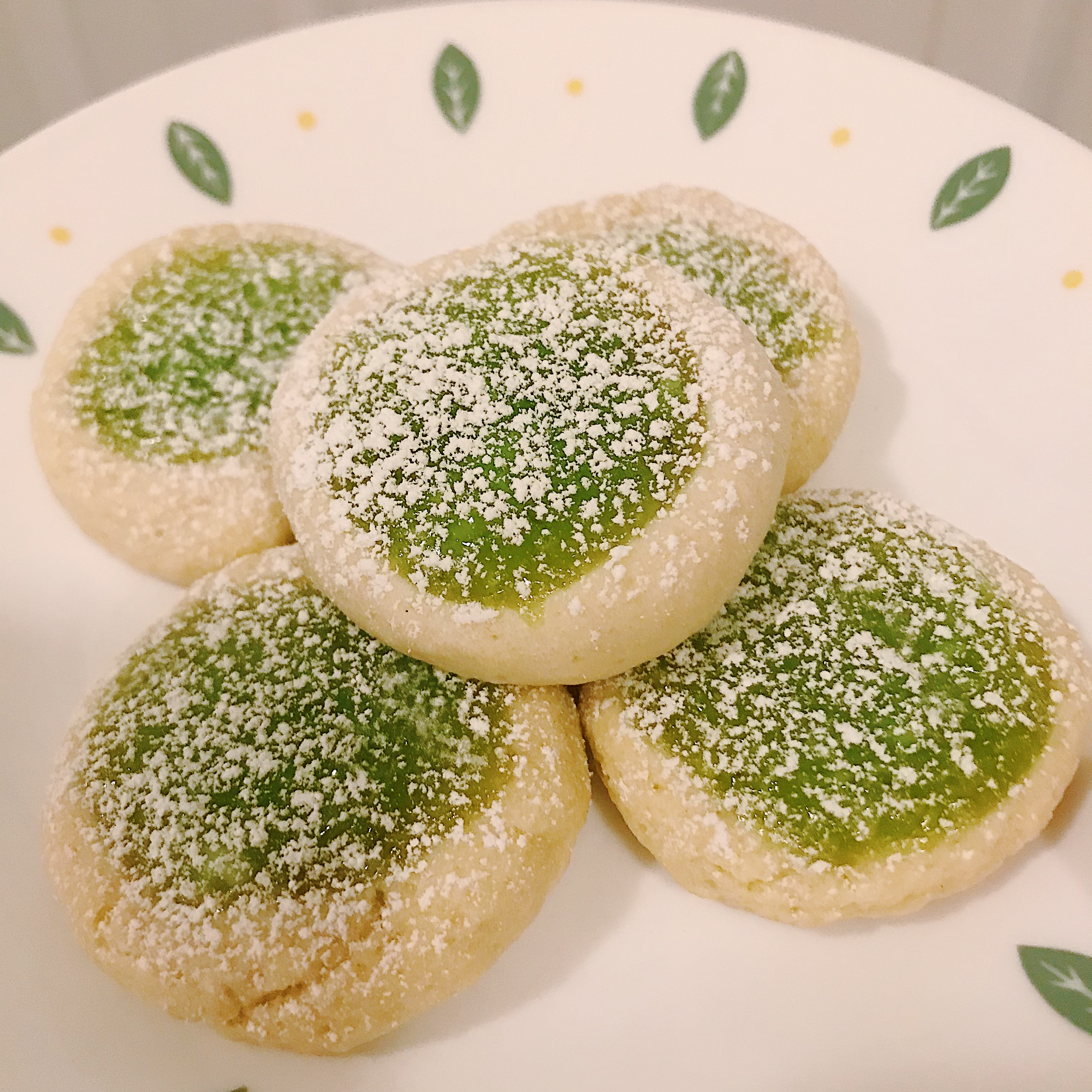 Lime Creams