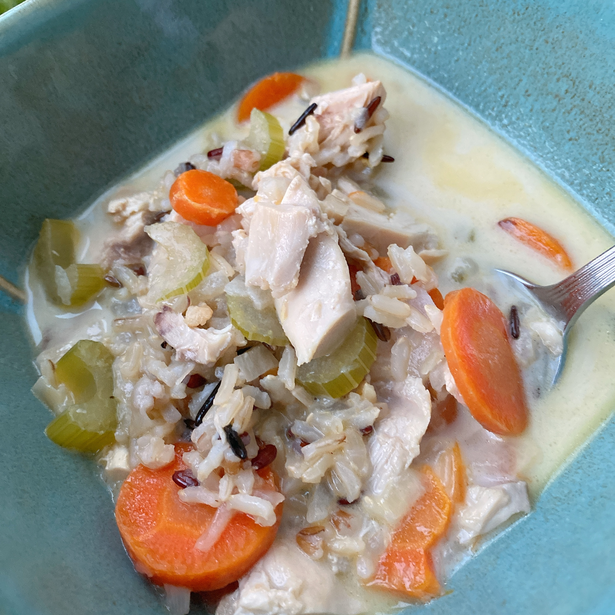 Instant Pot® Chicken Stew with Ancient Grains