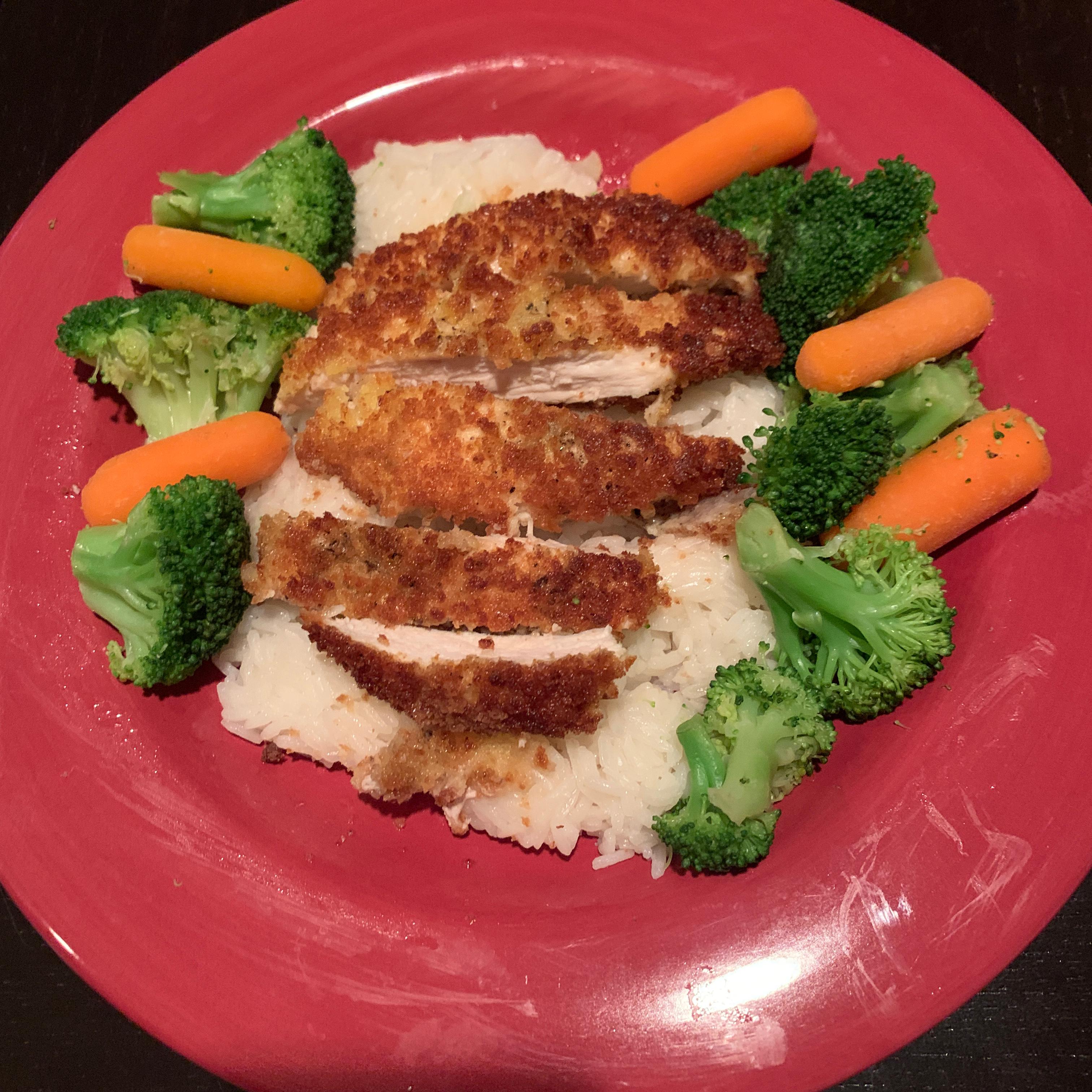 Chicken Katsu ToriP