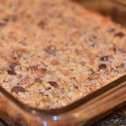 Seven Layer Magic Cookie Bars