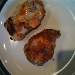 Simple Time Pork Chops