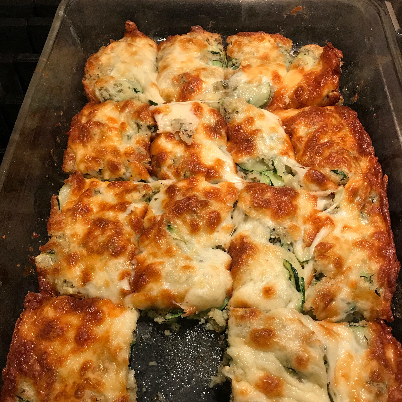 Zucchini Appetizer Michele Connolly
