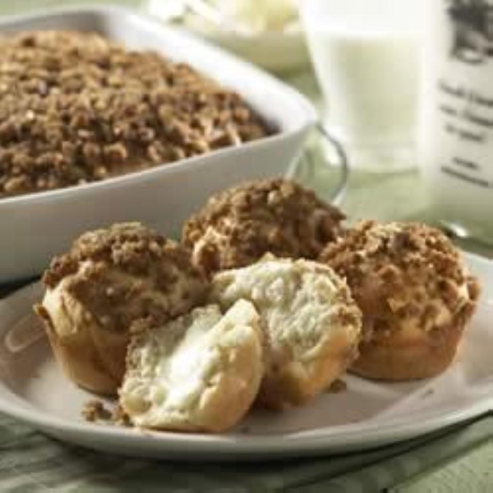 Quick N' Easy Coffee Cake or Muffins Fleischmann's Yeast