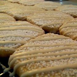 Lemon Shortbread Cookies Nisa Sloan