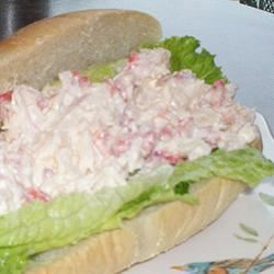 Dennie's Fresh Lobster Salad Deb C