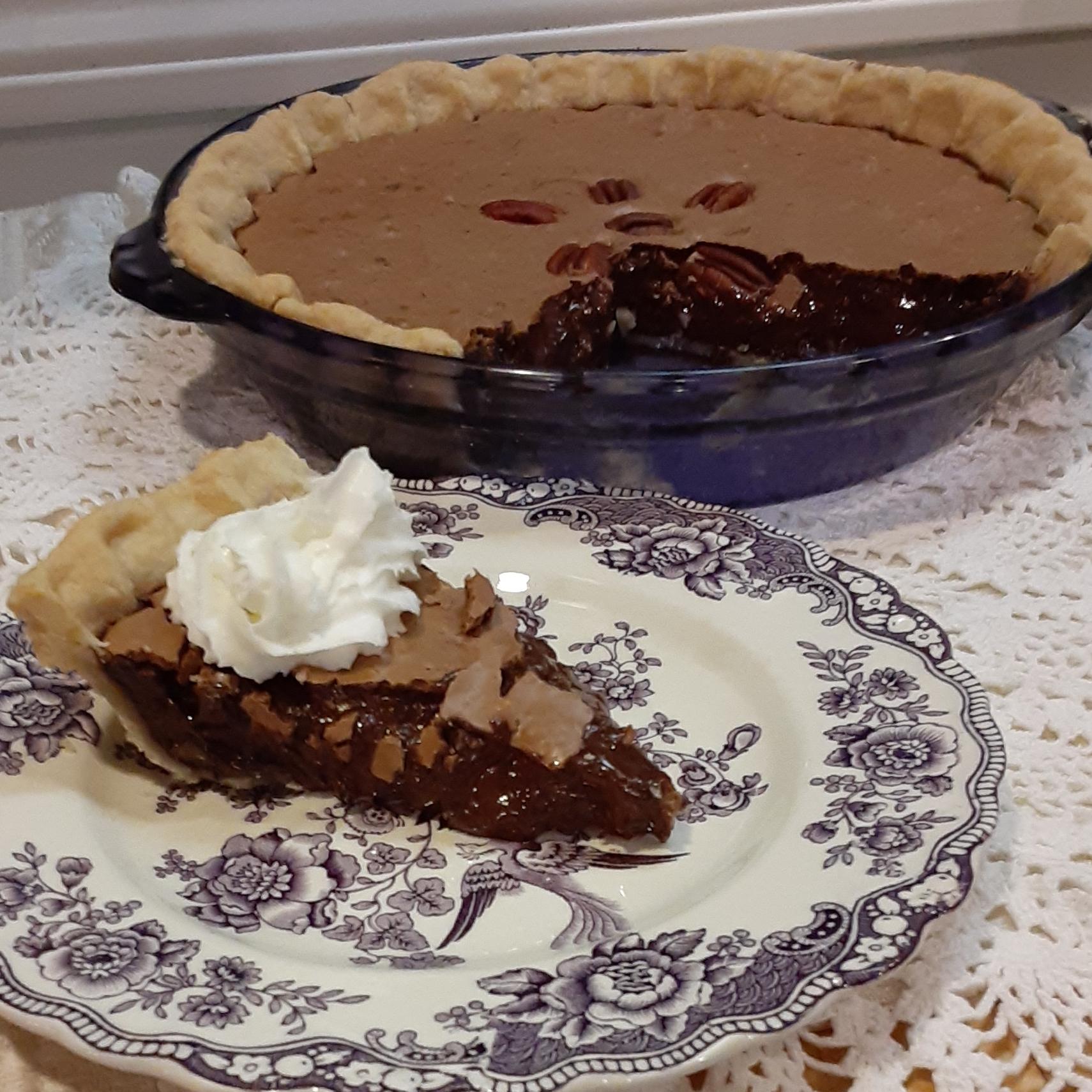 Chocolate Pecan Pie II Deb C