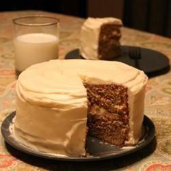 Caramel Spice Cake FNChef
