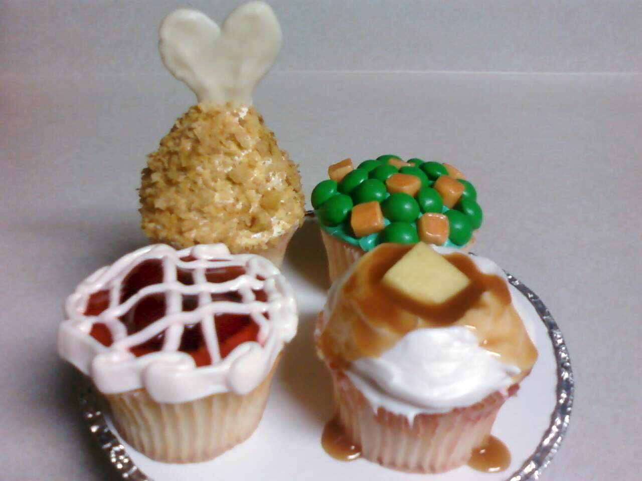 Grandma's Christmas Cupcakes AllrecipesPhoto