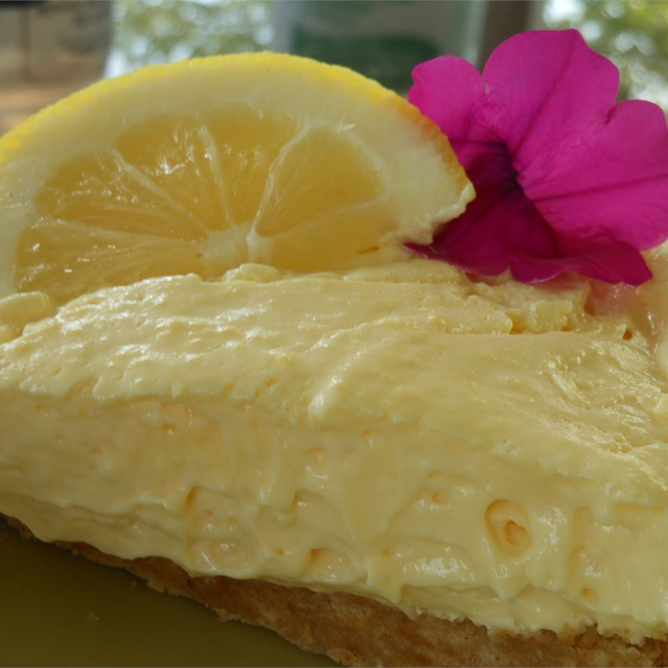 Lemonade Pie I Sue Snow