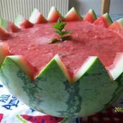 Watermelon Soup Montana