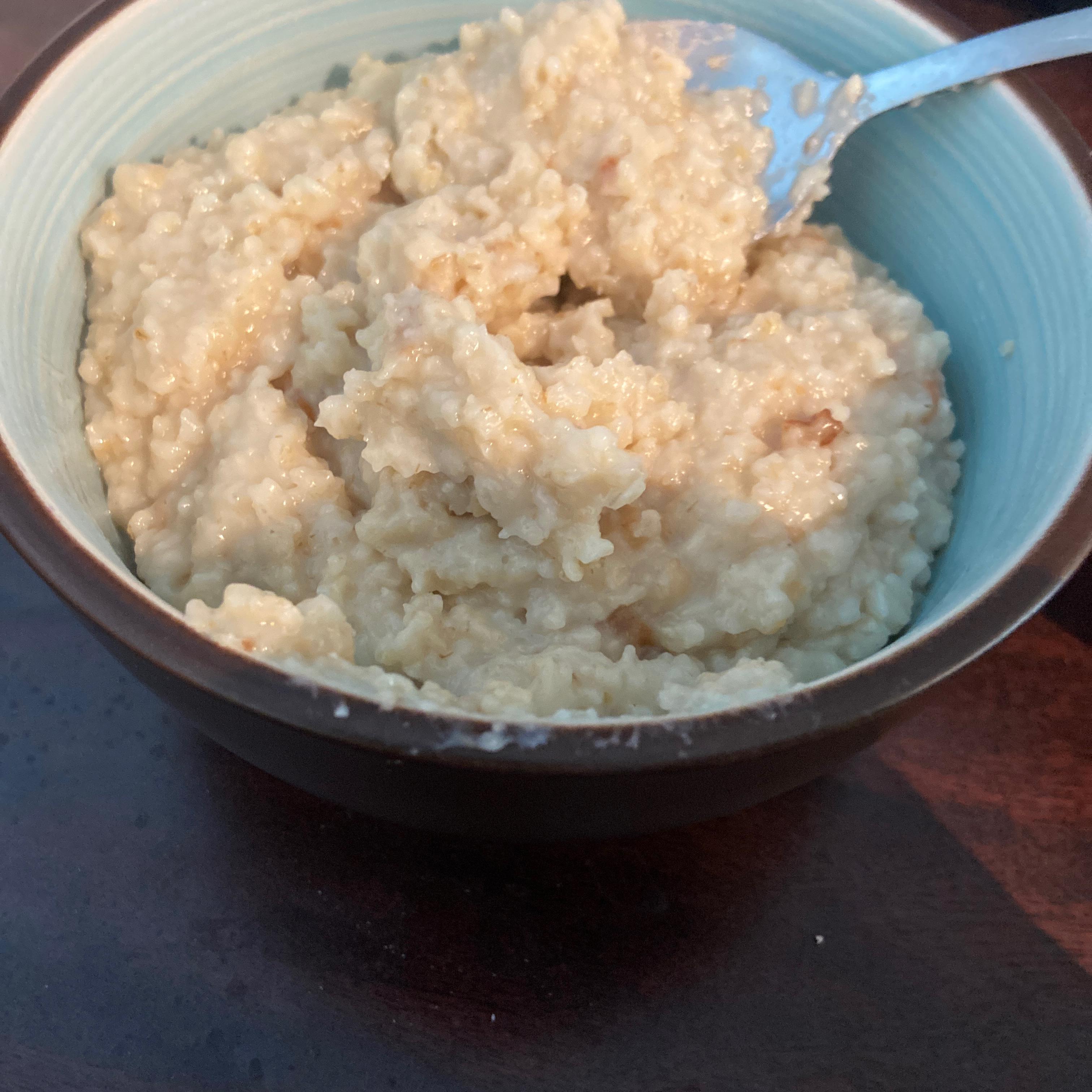 Rice Cooker Oats Noah Miller