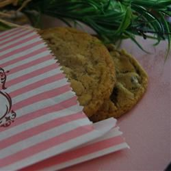 Amena's Triple Chocolate Chip Cookies TheBritishBaker