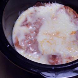 Slow Cooker Lasagna pomplemousse