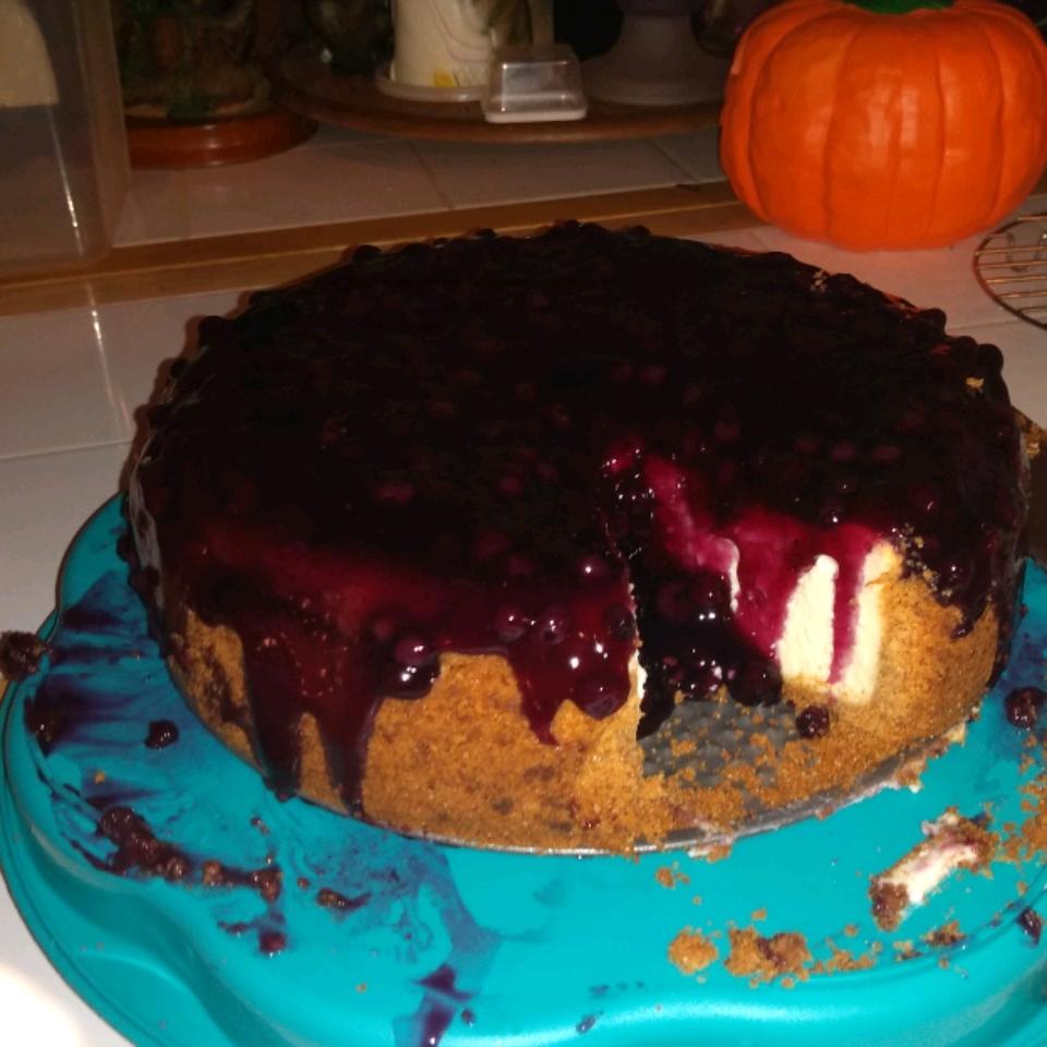 New York Cheesecake I