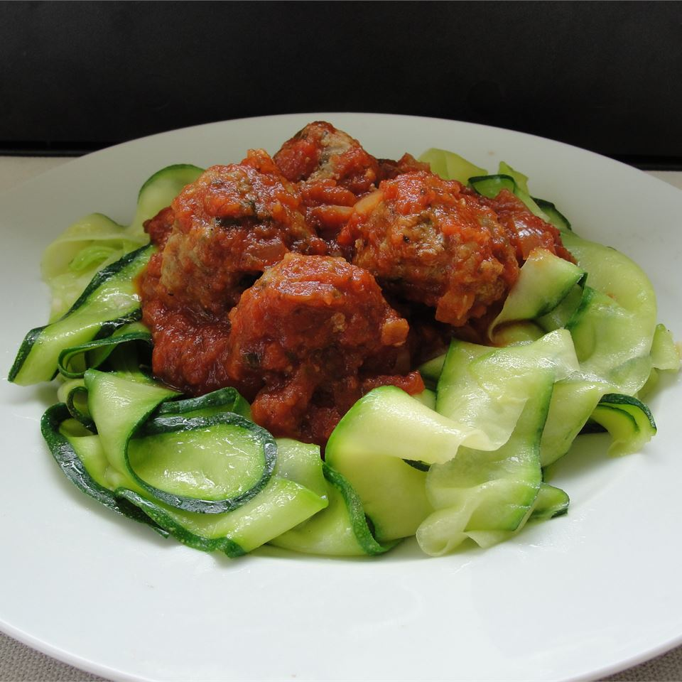 Zucchini 'Noodles' Rock_lobster