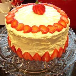 Mock Lemon Chiffon Cake Kristen