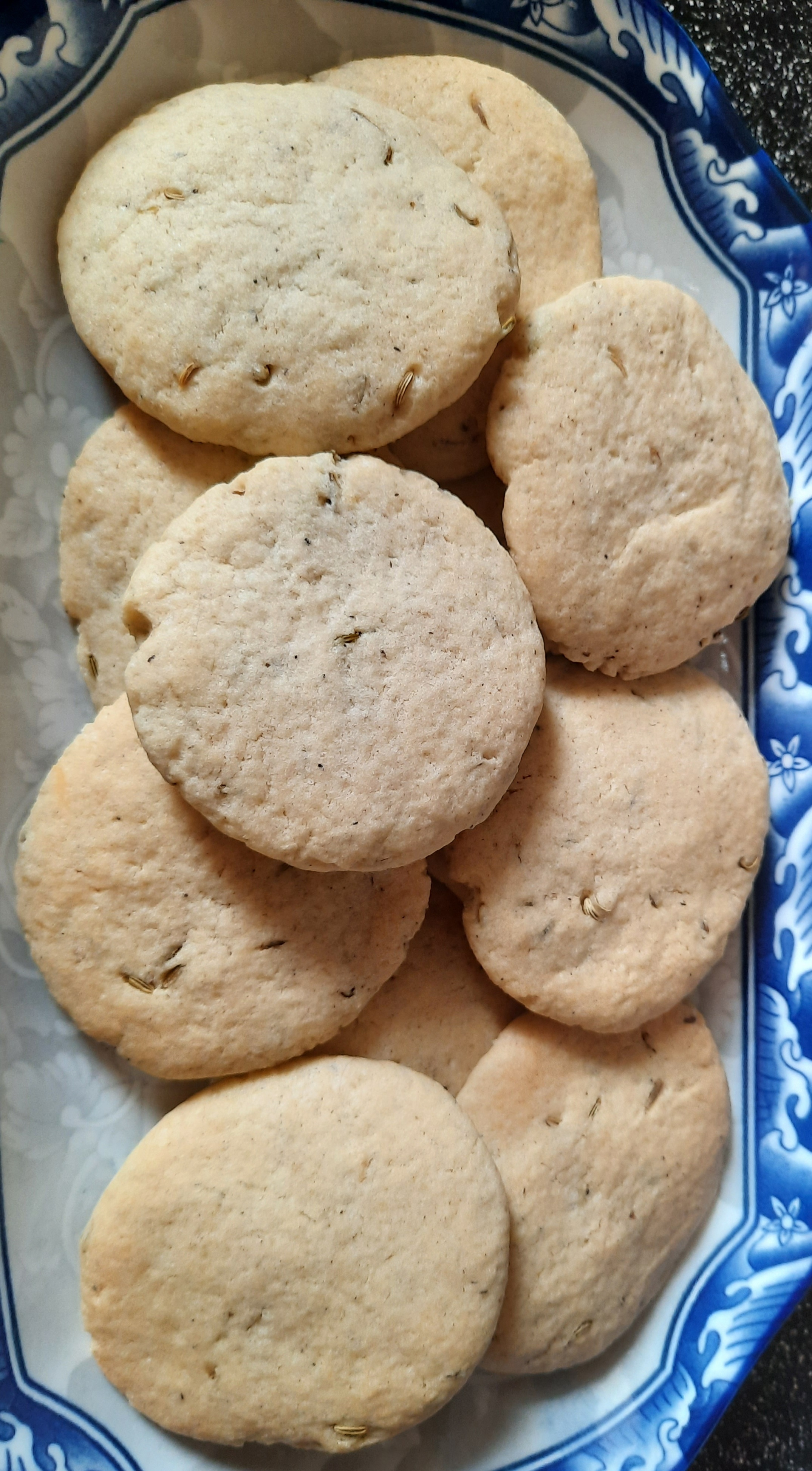Anise Seed Borrachio Cookies