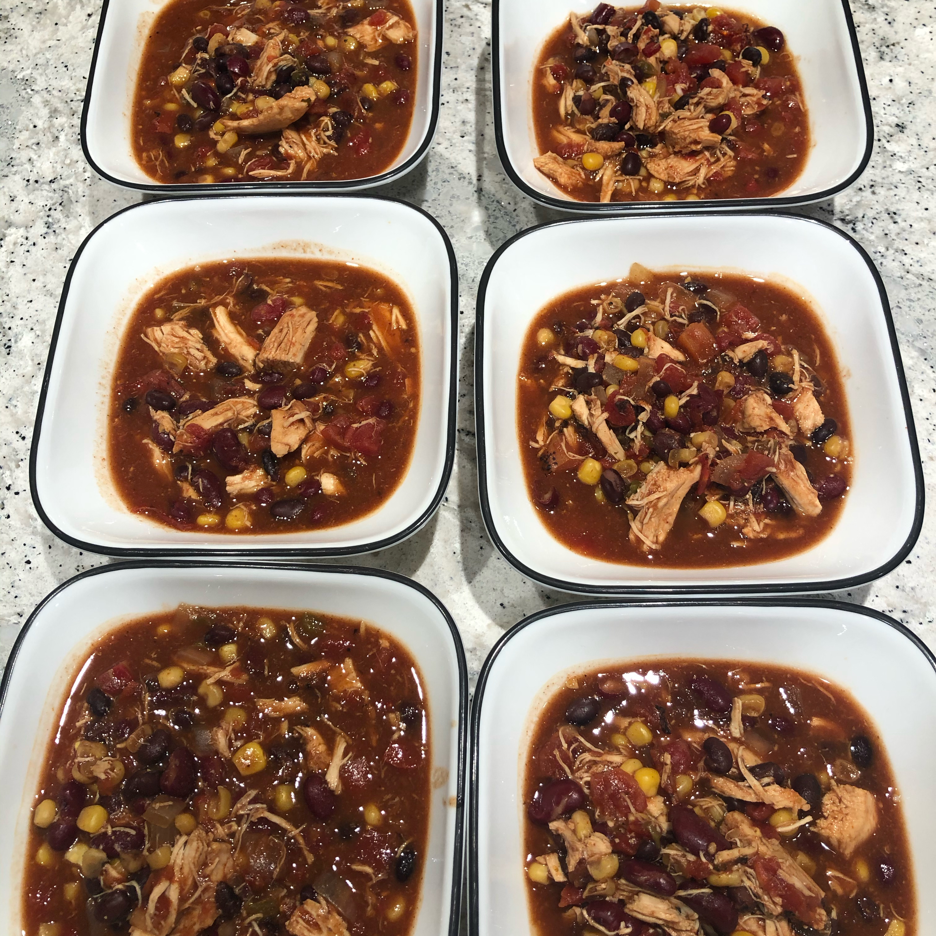 Slow Cooker Chicken Taco Soup djgeorge