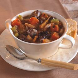 Lamb and Winter Vegetable Stew Trusted Brands