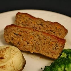Healthier Easy Meatloaf My Hot Southern Mess
