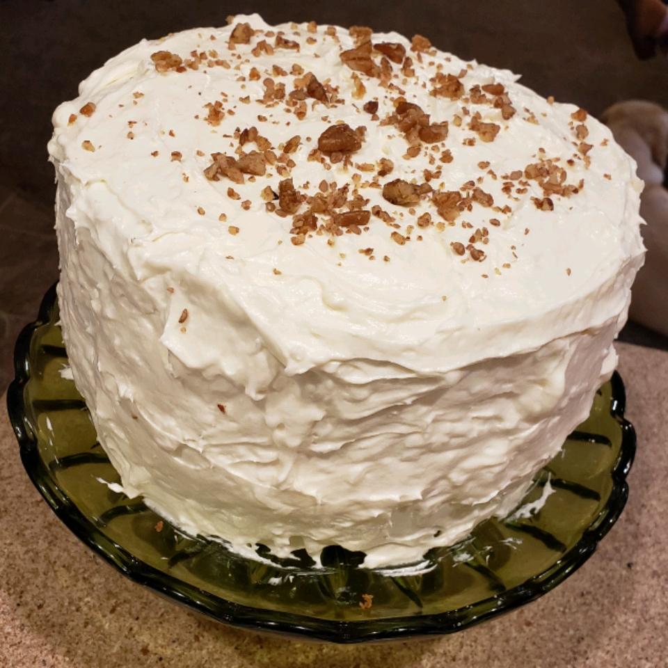 Incredibly Delicious Italian Cream Cake