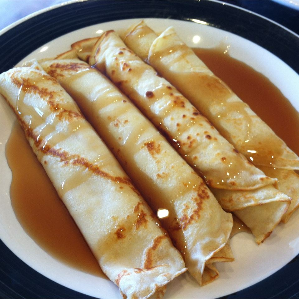 Melt in Your Mouth Crepes