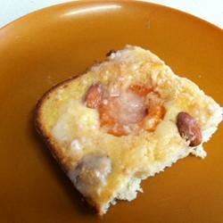 Apricot Danish Coffee Cake terca